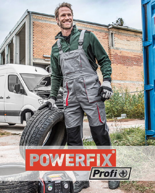 мужские рабочие брюки Powerfix