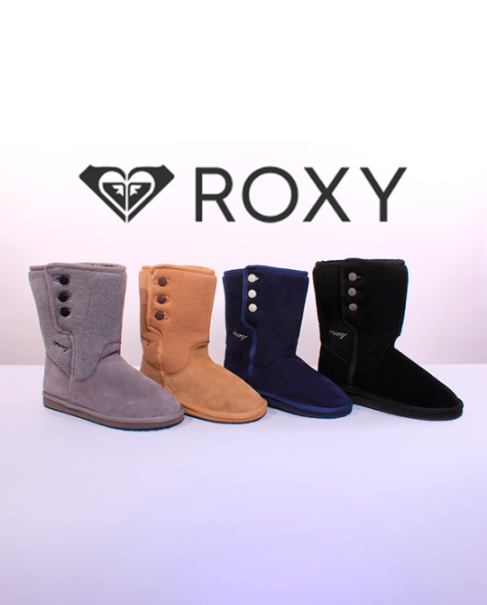 Женские угги Roxy