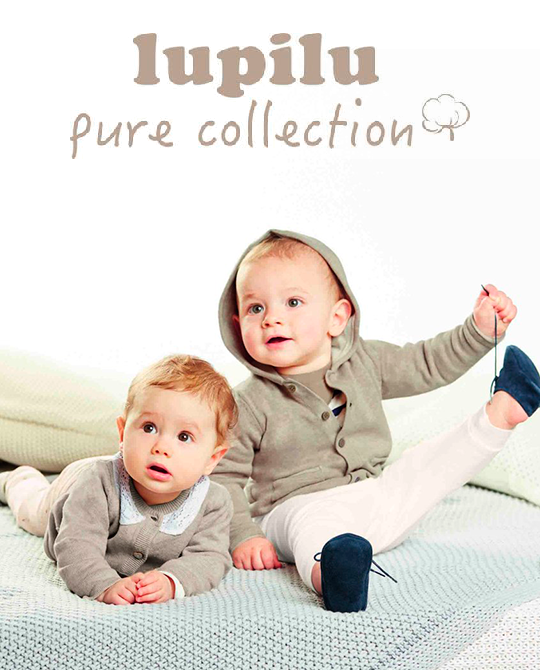 бодики Lupilu pure collection
