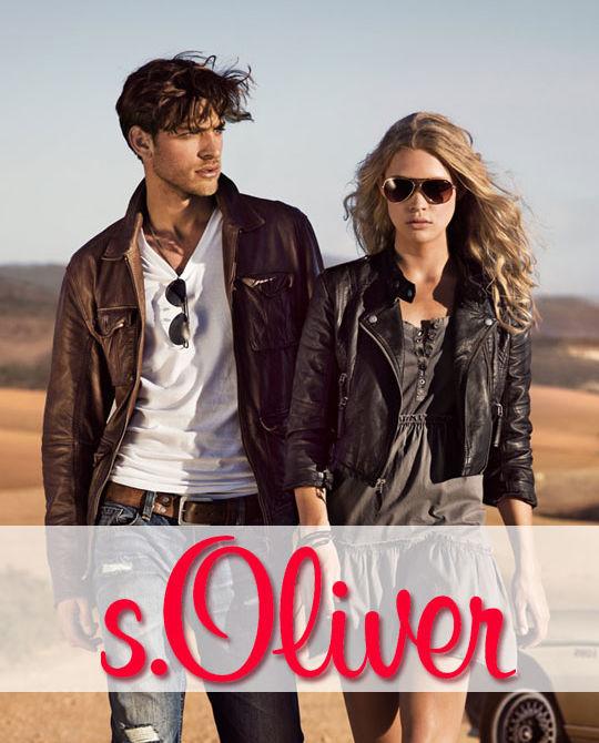 S-Oliver - сток оптом - одежда оптом