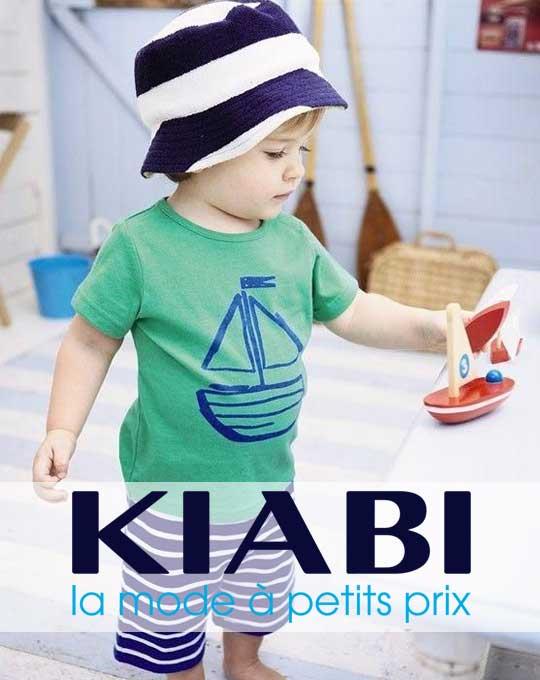 Детские летние комплекты  KIABI