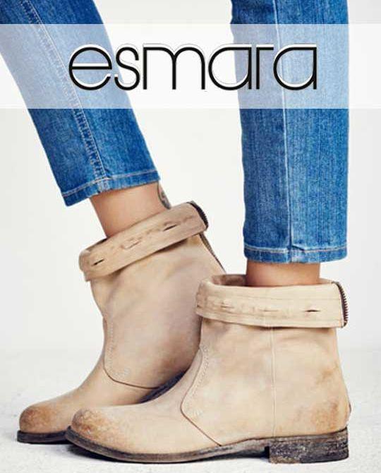 женские сапожки Esmara