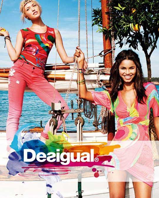 Desigual - Stockhouse - обувь оптом - сток оптом - купить платья блузку юбку