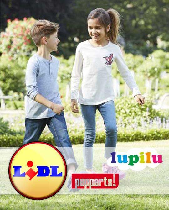 детская летняя обувь lupilu pepperts - Stockhouse - одежда оптом - сток оптом