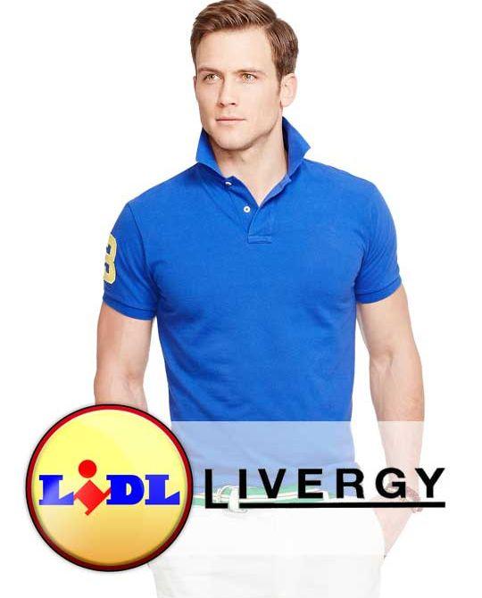 Микс мужские футболки Livergy - Stockhouse - одежда оптом - сток оптом