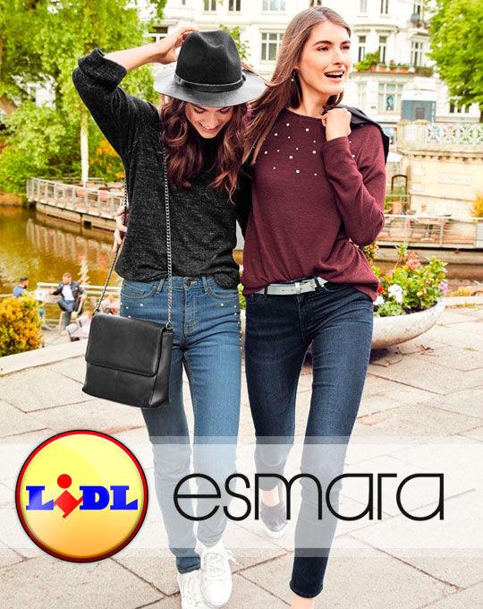 Женский микс Esmara Premium - Stockhouse - одежда оптом - сток оптом