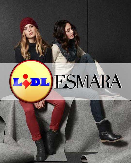 микс женские сапоги Esmara - Stockhouse - одежда оптом - сток оптом