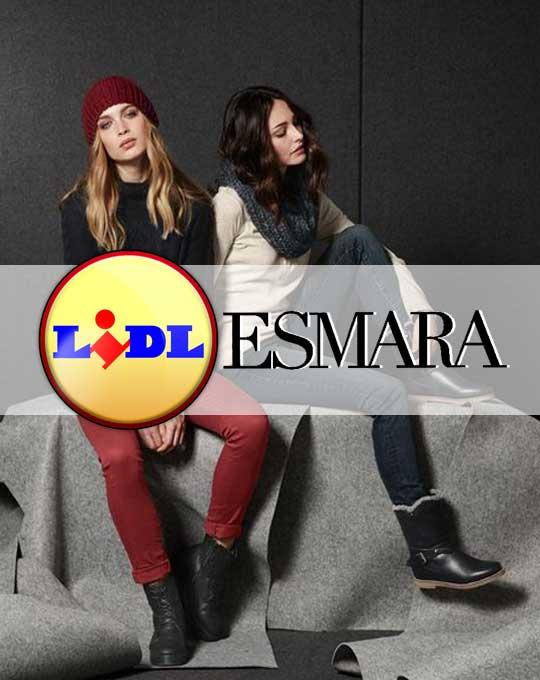 Микс женские сапоги  Esmara
