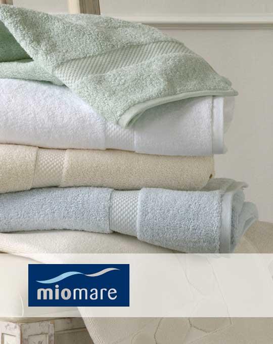 Махровые полотенца  Miomare