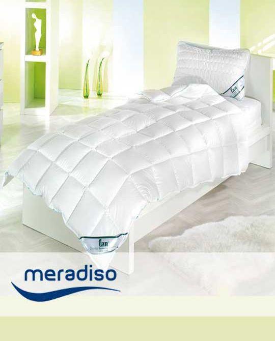 подушки и одеяла meradiso - Stockhouse - одежда оптом - сток оптом