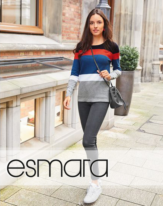 Stockhouse - одежда оптом - сток оптом - женские свитера Esmara