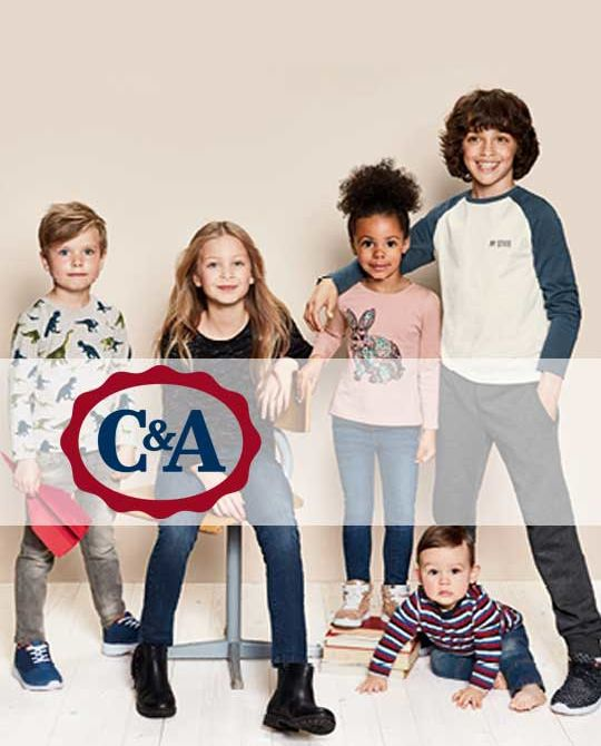 Детский микс C&A - Stockhouse - одежда оптом - сток оптом