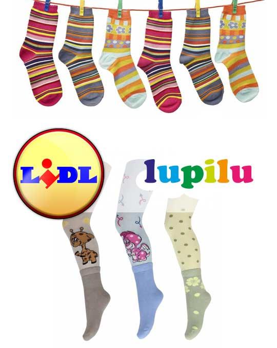 376edfe00821 Детские носки-колготы Lupilu - Stock House - Купить сток оптом в ...