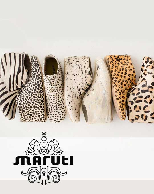 Обувь  Maruti