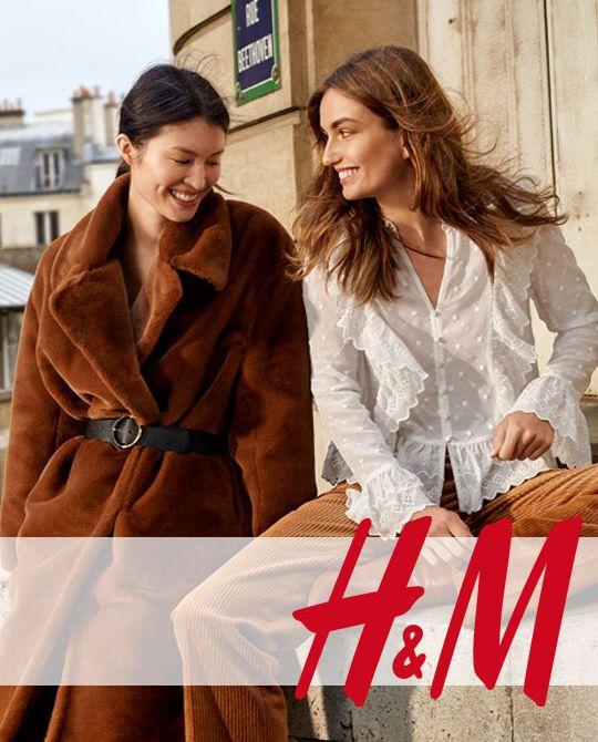 H&M - сток оптом - одежда оптом - H-and-M