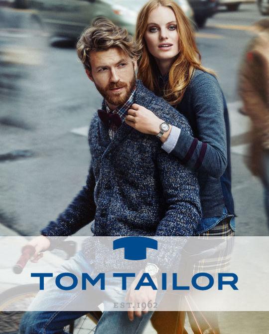 Микс Tom Tailor - одежда оптом - сток оптом