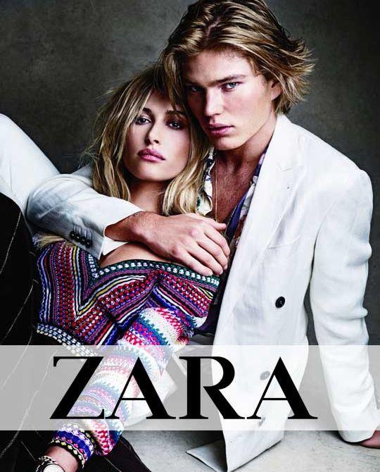 Микс ZARA - одежда оптом - сток оптом