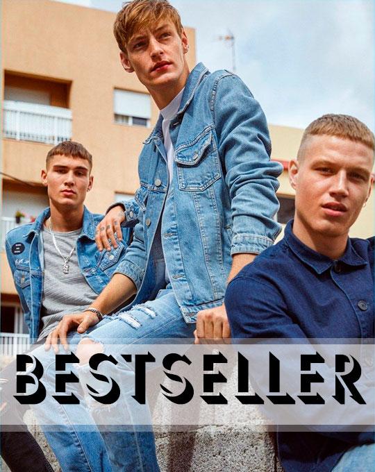 Микс Bestseller - одежда оптом - сток оптом