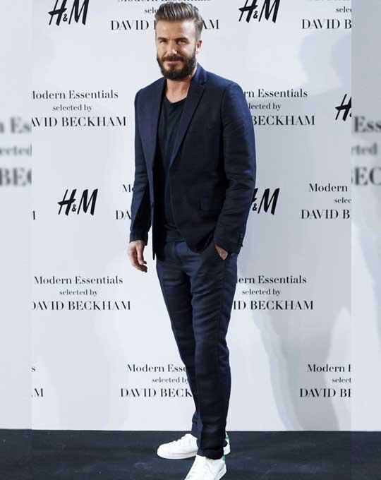 Мужской микс  David Beckham by H&M