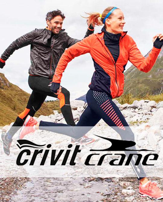 Кроссовки Crane + Crivit - одежда оптом - сток оптом