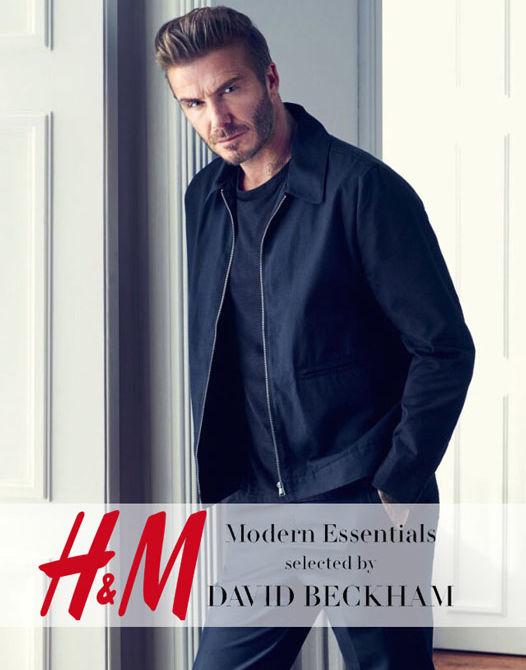 David Beckham by H&M - одежда оптом - сток оптом