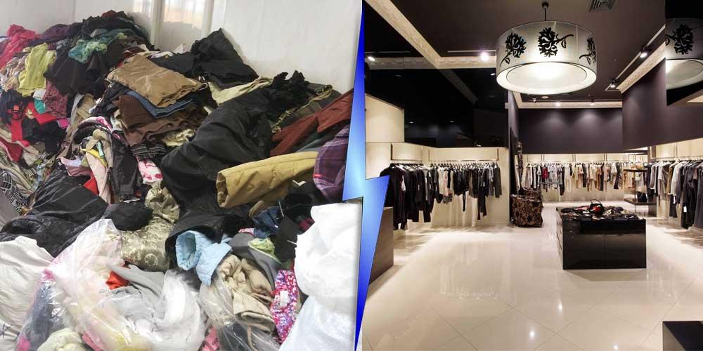 Сток и секонд хенд – чем будем торговать - одежда оптом - сток