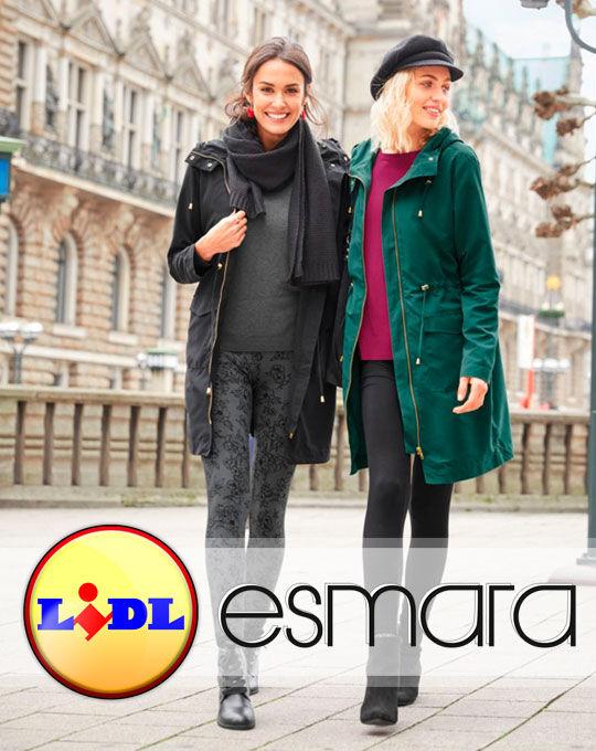 Женская куртка Esmara - одежда оптом - сток оптом