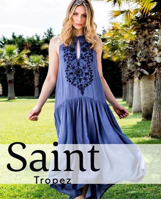 Saint Tropez - одежда оптом - сток оптом