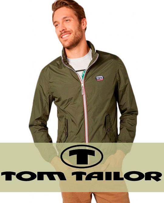 Мужская ветровка Tom Tailor - одежда оптом - сток оптом