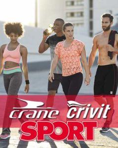 Микс Crivit + Crane Спорт 2017 - одежда оптом - сток оптом