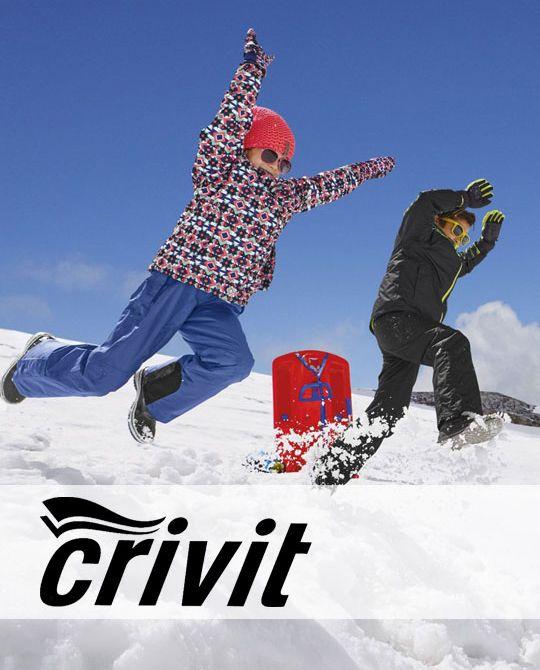 Подростковые лыжные костюмы Crivit - Stockhouse - одежда оптом - сток оптом