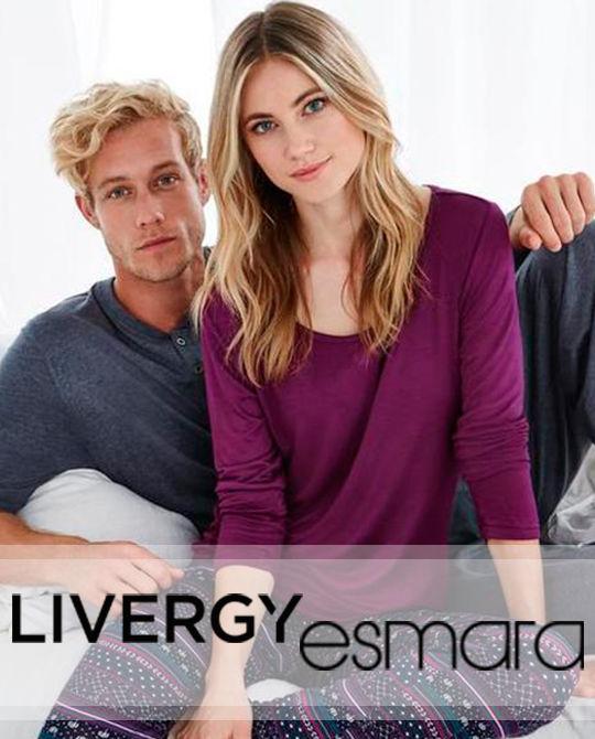Домашний костюм Esmara + Livergy - Stockhouse - одежда оптом - сток оптом