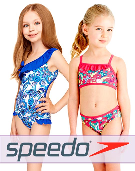 Детские купальники  Speedo