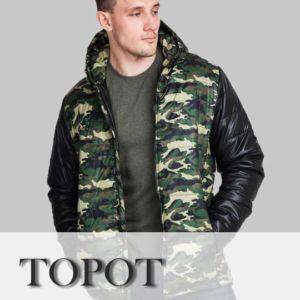 Мужские куртки TOPOT - Stockhouse - одежда оптом - сток оптом