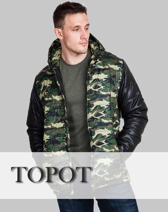 Мужские куртки  TOPOT