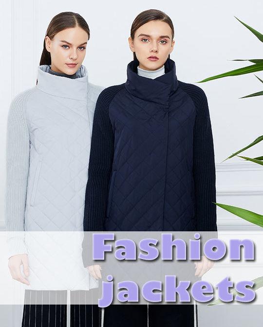 Микс куртки Fashion jackets - Stockhouse - одежда оптом - сток оптом