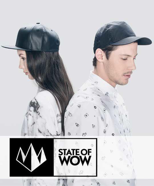 кепки State of Wow - Stockhouse - одежда оптом - сток оптом - купить кепки блайзеры бейсболки оптом - сток бейсболки