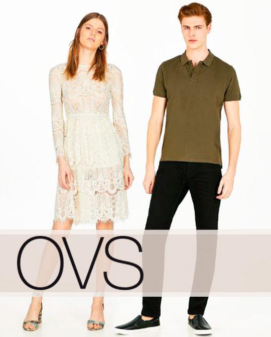 Микс OVS - Stockhouse - одежда оптом - сток оптом