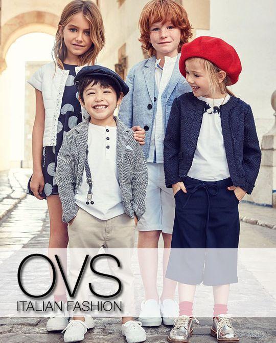 Детский микс OVS - Stockhouse - одежда оптом - сток оптом