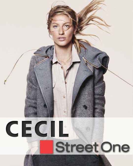 Микс Street One + CECIL - Stockhouse - одежда оптом - сток оптом - купить куртки регланы блузки юбки оптом - женский сток