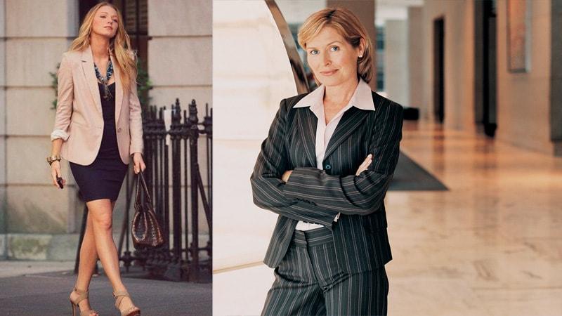 Одежда для деловой женщины