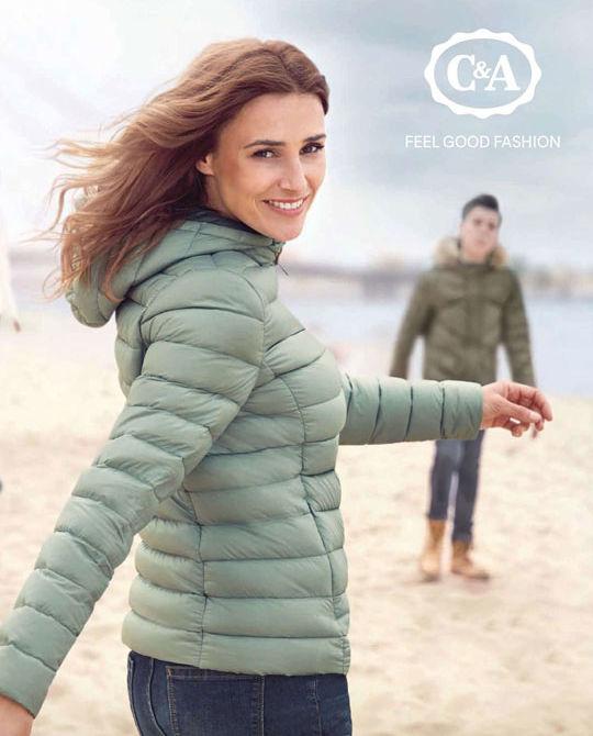 Микс мужской и женской одежды C&A - сток оптом - одежда оптом