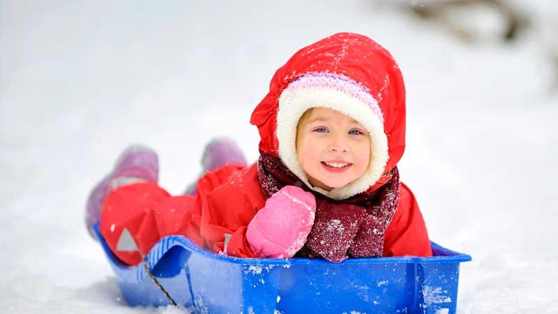 Подбираем ассортимент зимних вещей для детей