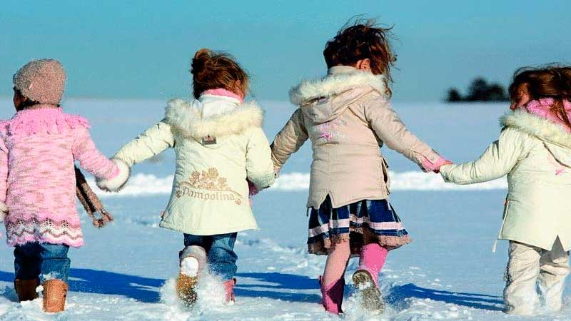 Зимняя одежда – как выбрать зимнюю одежду для детей