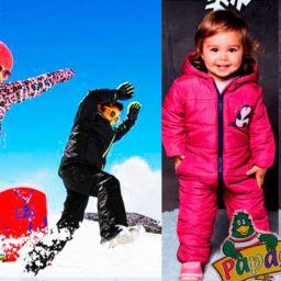 Отличительные черты брендового стока детской одежды