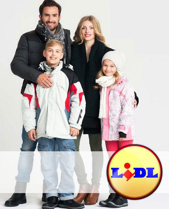 Lidl - Микс Lidl - сток оптом - одежда оптом