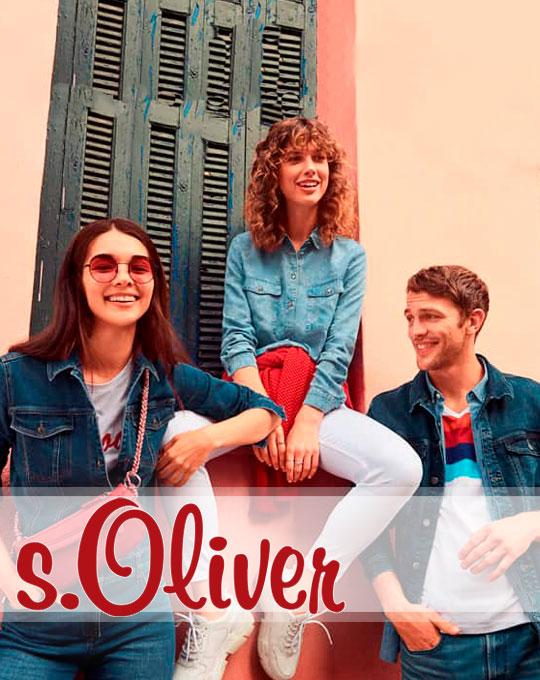 Микс sOliver - сток оптом - одежда оптом - свитшоты блузки джинсы оптом