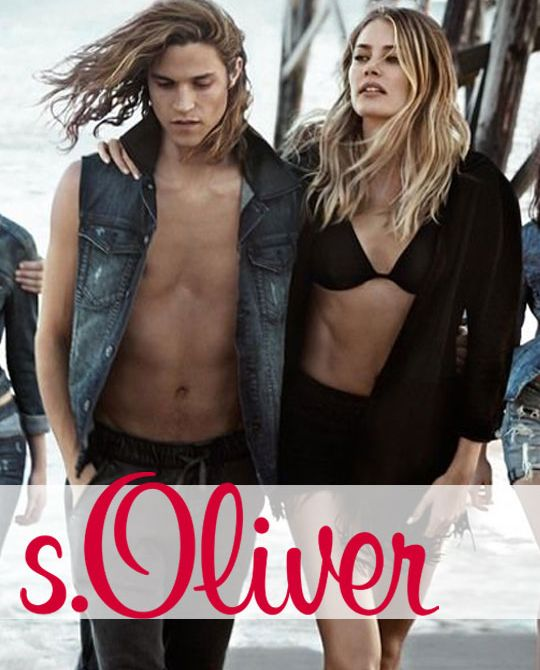 микс s'Oliver - сток оптом - одежда оптом - свитшоты блузки джинсы оптом