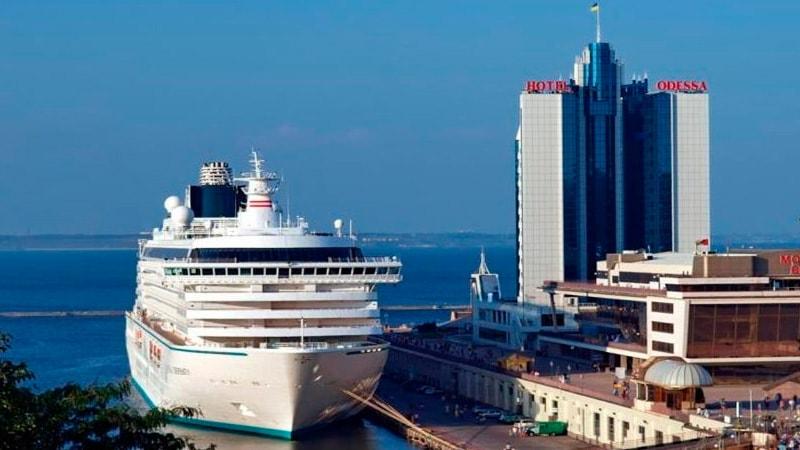 Порт в Одессе - сток оптом