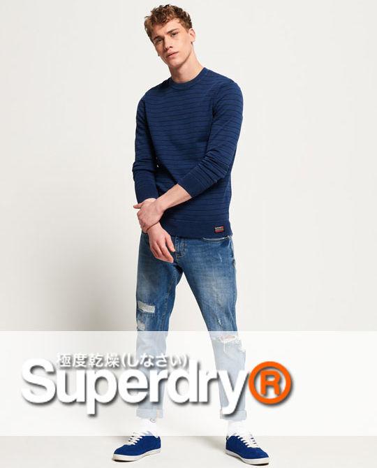Свитера Superdry - Stockhouse - одежда оптом - сток оптом